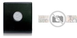 World Coins - Album, Premium, black, with 9 pages for 10 Euro Regions 2010 to 2012,Safe:7406-3