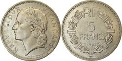 World Coins - Coin, France, Lavrillier, 5 Francs, 1933, ESSAI, , Nickel, KM:E65