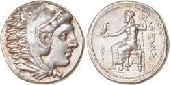 Ancient Coins - Coin, Kingdom of Macedonia, Alexander III, Tetradrachm, 317-305 BC, Amphipolis