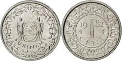 World Coins - SURINAME, Cent, 1982, KM #11a, , Aluminum, 18, 0.79