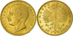 World Coins - Coin, Italy, Vittorio Emanuele III, 20 Lire, 1903, Rome, , Gold