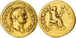 Ancient Coins - Coin, Titus, Aureus, 73 AD, Rome, , Gold, RIC:555