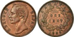 World Coins - Coin, Sarawak, Charles J. Brooke, Cent, 1882, Heaton, , Copper, KM:6