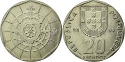 World Coins - Coin, Portugal, 20 Escudos, 2000, , Copper-nickel, KM:634.2