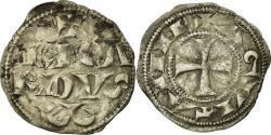 World Coins - Coin, France, Richard Cœur de Lion, Denarius, , Silver, Boudeau:471