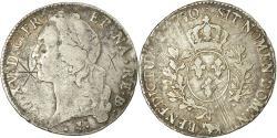 World Coins - Coin, France, Louis XV, Écu de Béarn au bandeau, 1770, Pau, , Silver
