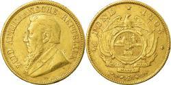 World Coins - Coin, South Africa, 1/2 Pond, 1895, Pretoria, , Gold, KM:9.2