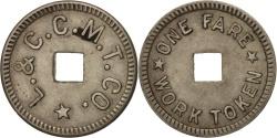 Us Coins - United States, Token, Pennsylvania, L. & C.C.M.T.Company