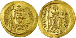 Coin, Phocas, Solidus, Constantinople, , Gold, Sear:620