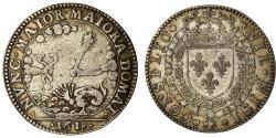 World Coins - France, Token, Louis XIII, Conseil du Roi, la Révolte des Grands, History