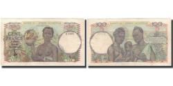World Coins - Banknote, French West Africa, 100 Francs, 1948-12-27, KM:40, EF(40-45)