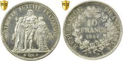Ancient Coins - Coin, France, Hercule, 10 Francs, 1964, Pré-série, PCGS, SP63, Silver