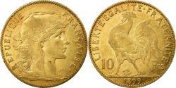World Coins - Coin, France, Marianne, 10 Francs, 1899, Paris, , Gold, KM:846