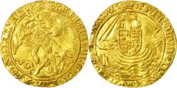 Ancient Coins - Coin, Great Britain, Henri VII (1485-1509), Gold Angel, 1495-1498, London