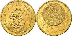 World Coins - Coin, Mexico, 20 Pesos, 1959, Mexico City, , Gold, KM:478
