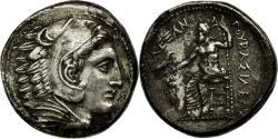 Ancient Coins - Coin, Kingdom of Macedonia, Alexander III, Tetradrachm, Amphipolis,
