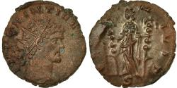 Ancient Coins - Coin, Quintillus, Antoninianus, 270, Milan, , Billon, RIC:52