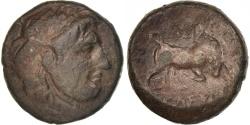 Ancient Coins - Syria (Kingdom of), Seleukos I Nikator, Bronze AE 14, Sardes, , SC 6.1