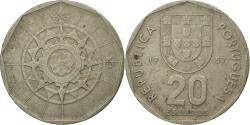 World Coins - Coin, Portugal, 20 Escudos, 1987, Lisbon, , Copper-nickel, KM:634.1