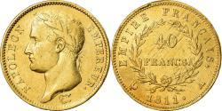 Ancient Coins - Coin, France, Napoléon I, 40 Francs, 1811, Paris, , Gold, KM:696.1