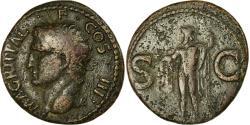 Ancient Coins - Coin, Agrippa, As, Rome, , Bronze, RIC:58