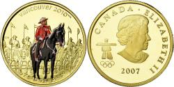 World Coins - Coin, Canada, Elizabeth II, 75 Dollars, 2007, Royal Canadian Mint,