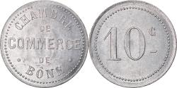 World Coins - Coin, Algeria, Chambre de Commerce, Bône, 10 Centimes, , Aluminum