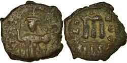 Ancient Coins - Coin, Constans II, Follis, 641-668 AD, Constantinople, , Copper