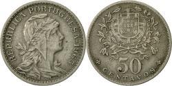 World Coins - Portugal, 50 Centavos, 1965, , Copper-nickel, KM:577