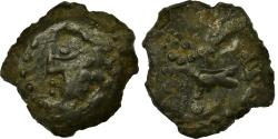 Ancient Coins - Coin, Bellovaci, Bronze Æ, type of Vendeuil-Caply, , Delestrée:S696A