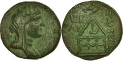 Ancient Coins - Coin, Cilicia, Tarse (378-362 BC), Bronze, Tarsos, EF(40-45), Bronze