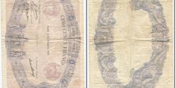 World Coins - France, 500 Francs, Bleu et Rose, 1888, 1926-11-23, VF(20-25), Fay:30.29 KM:67k