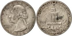 Us Coins - Coin, United States, Washington Quarter, Quarter, 1964, U.S. Mint, Denver