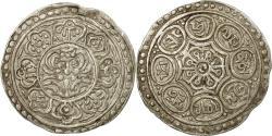World Coins - Coin, Tibet, Tangka, 1-1/2 Sho, 1899, , Silver, KM:E13.1