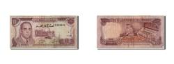 World Coins - Morocco, 10 Dirhams, 1970/AH1390, KM:57a, Undated, F(12-15)