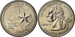 Us Coins - Coin, United States, Texas, Quarter, 2004, Philadelphia,