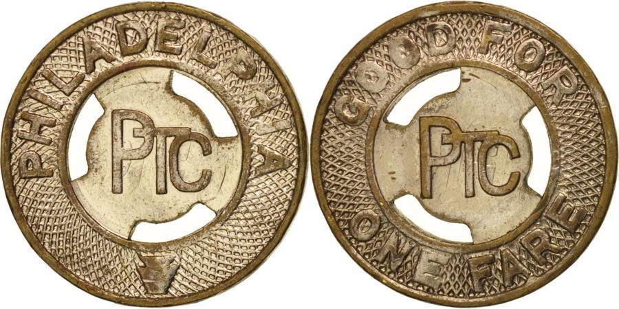 US Coins - United States, Token, Philadelphia PTC
