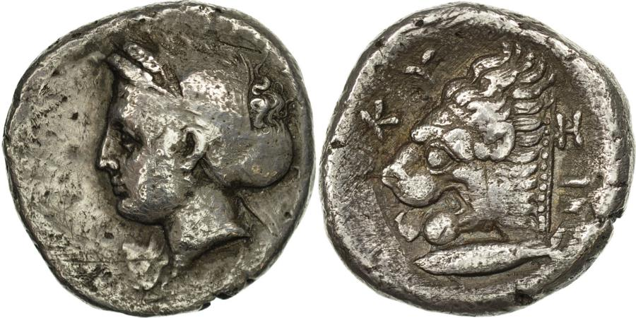 Ancient Coins - Mysia, Kyzikos, Tetradrachm, , Silver