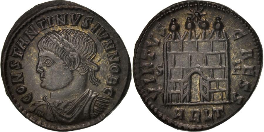Ancient Coins - Constantine II, Follis, Arles, , Bronze, RIC:315