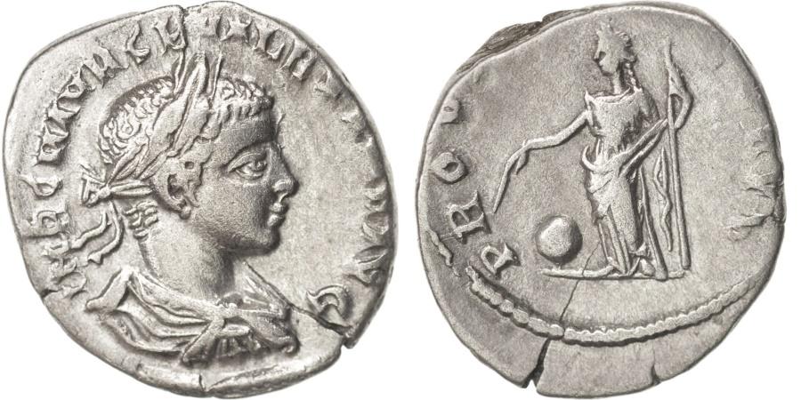 Ancient Coins - Severus Alexander, Denarius, 223, Antioch, , Silver, RIC:294