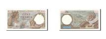 France, 100 Francs, 1940, KM:94, 1940-11-28, EF(40-45), Fayette:26.41