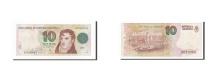 Argentina, 10 Pesos, UNDATED (1992-1997), KM:342b, EF(40-45)