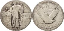 Us Coins - United States, Standing Liberty Quarter, Quarter, 1927, U.S. Mint, Philadelphia