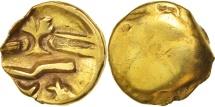 Morini, 1/4 Stater, EF(40-45), Gold, Delestré:251