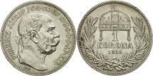 World Coins - Hungary, Franz Joseph I, Korona, 1915, Kormoczbanya, MS(60-62), Silver, KM:492