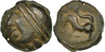 Ancient Coins - Coin, Sequani, Potin à la grosse tête, EF(40-45), Potin, Delestrée:3091