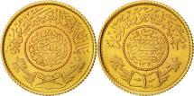 World Coins - Saudi Arabia, UNITED KINGDOMS, Guinea, 1950, MS(63), Gold, KM:36