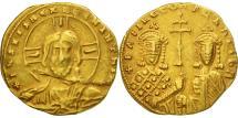 Basil II Bulgaroktonos, Histamenon Nomisma, Constantinople, AU(50-53)