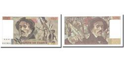 World Coins - France, 100 Francs, Delacroix, 1980, UNC(65-70), Fayette:69.4a, KM:154b