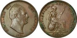 World Coins - Coin, Great Britain, William IV, Penny, 1831, , Copper, KM:707